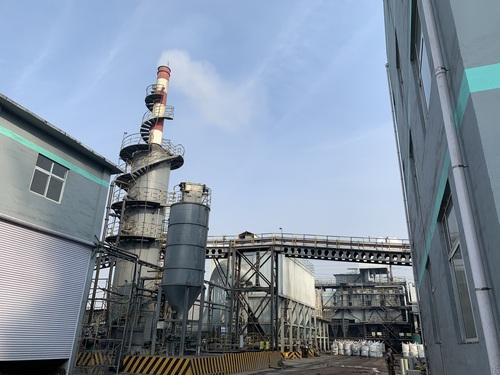 山东莱芜钢铁集团除尘灰综合利用项目