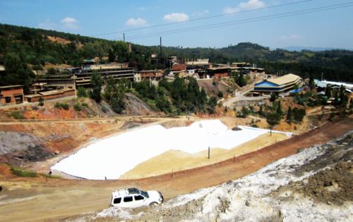 云南牟定县94.1KT历史遗存铬渣无害化处置和含铬废水治理项目